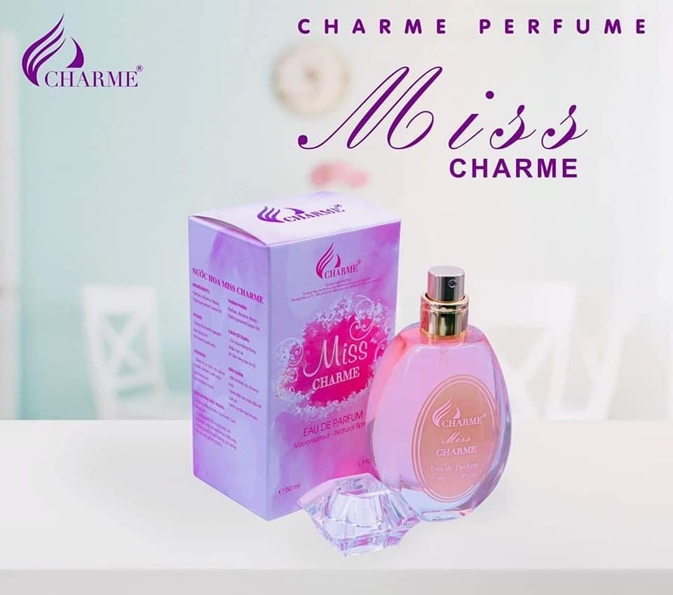 Nước hoa Charme Miss Charme