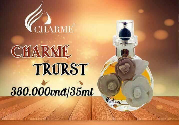 Nước hoa Charme Trust 35ml
