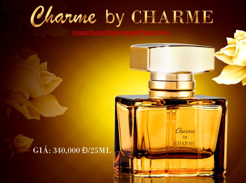 Nước hoa Charme by Charme 25ml