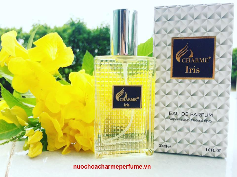 Nước hoa Charme Iris 30ml