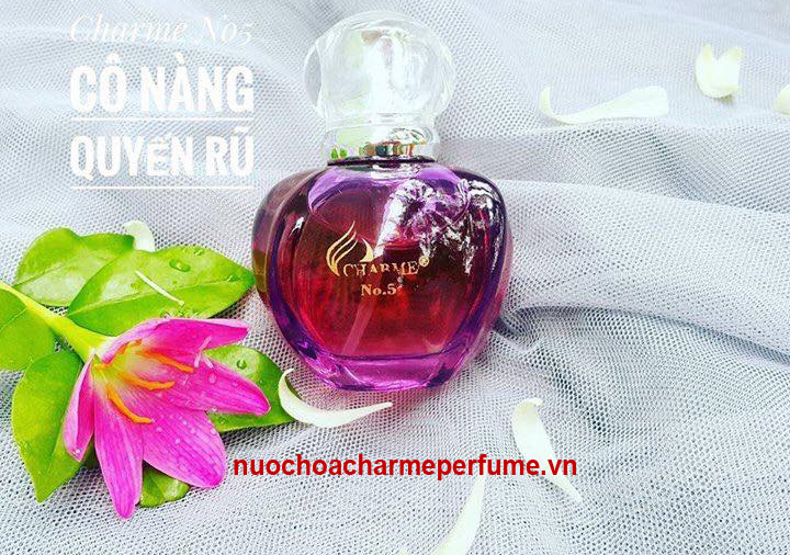 Nước hoa Charme No5 25ml