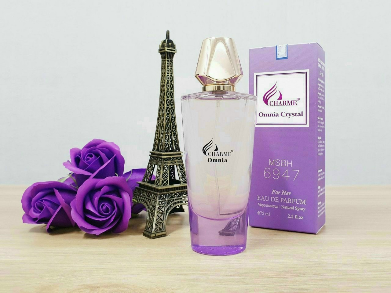Nước hoa Charme Omnia Crystal 30ml