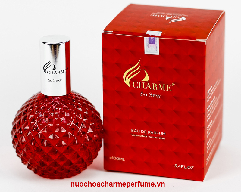 Nước hoa Charme So Sexy 100ml