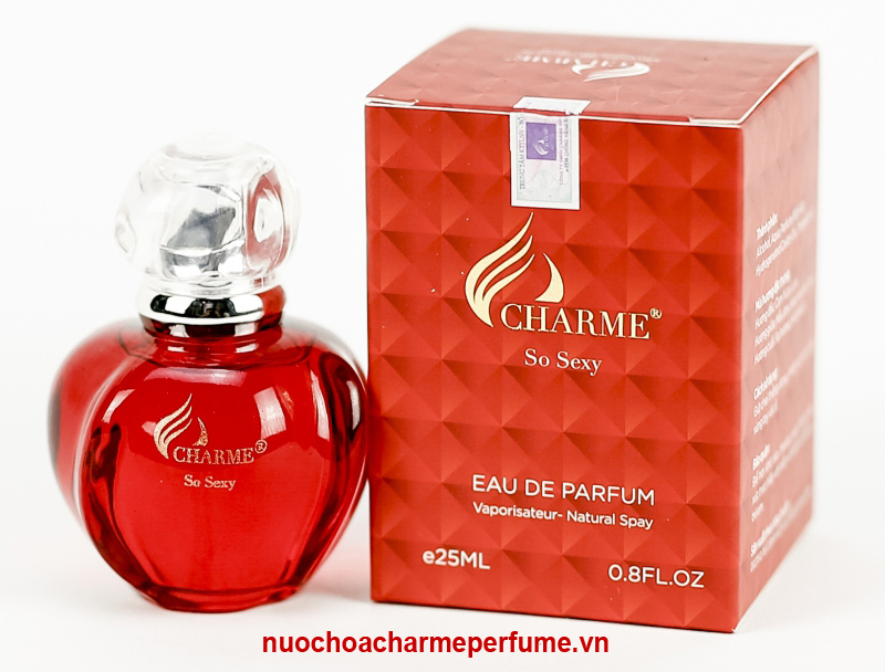 Nước hoa Charme So Sexy 25ml