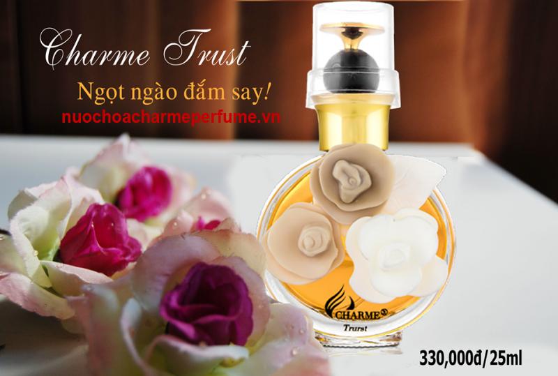 Nước hoa Charme Trust 25ml