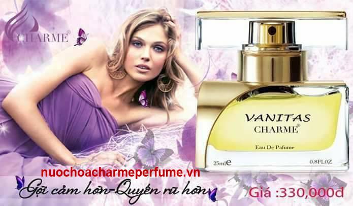 Nước hoa Charme Vanitas 25ml