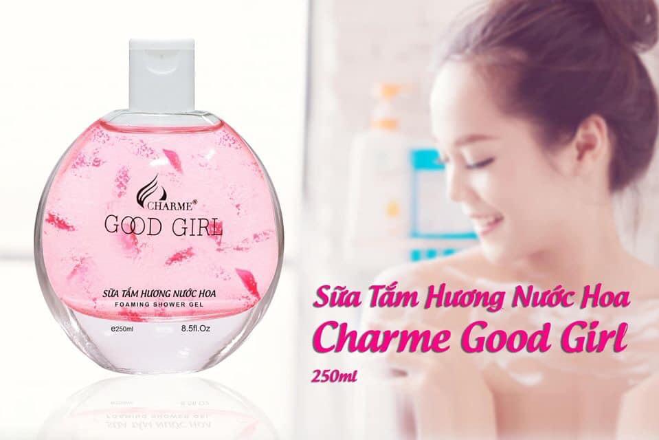 Sữa tắm hương nước hoa Good Girl Charme
